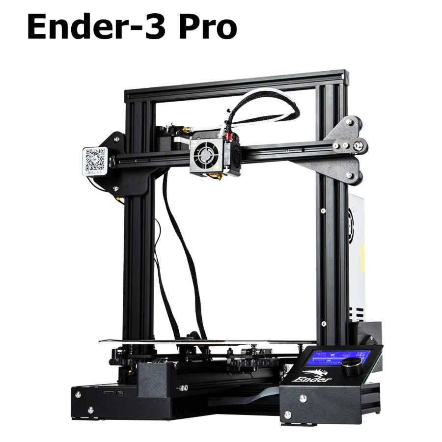 Newest Upgrade Ender-3 Pro Creality 3d Printer Kit With Cmagnetic