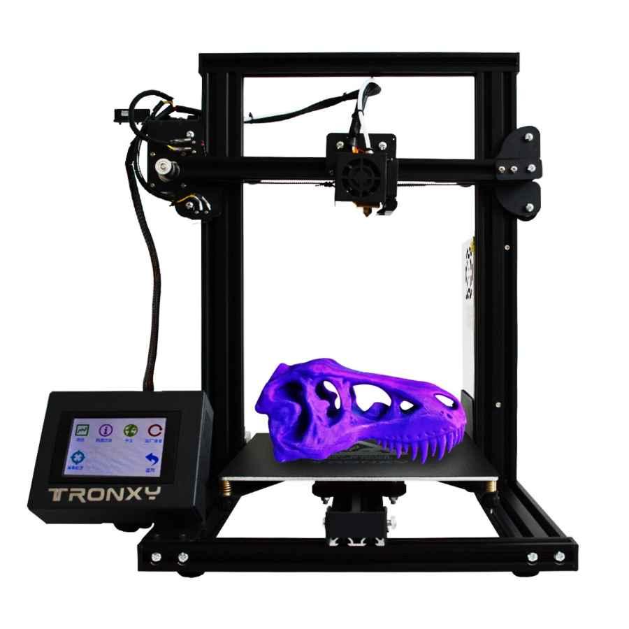 Tronxy Xy-2 Fast Assembly Full Metal 3d Printer 220*220*260mm High