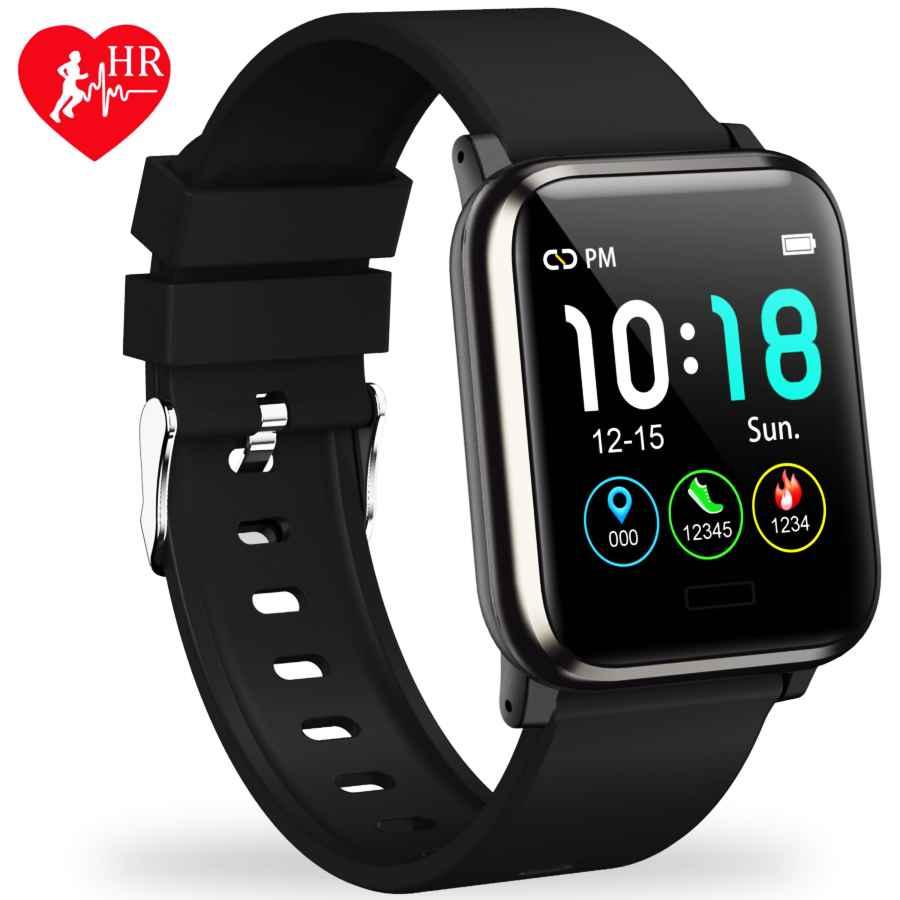 L8star B1 Smart Watch 1.3 Inch Blood Pressure 3d Ui