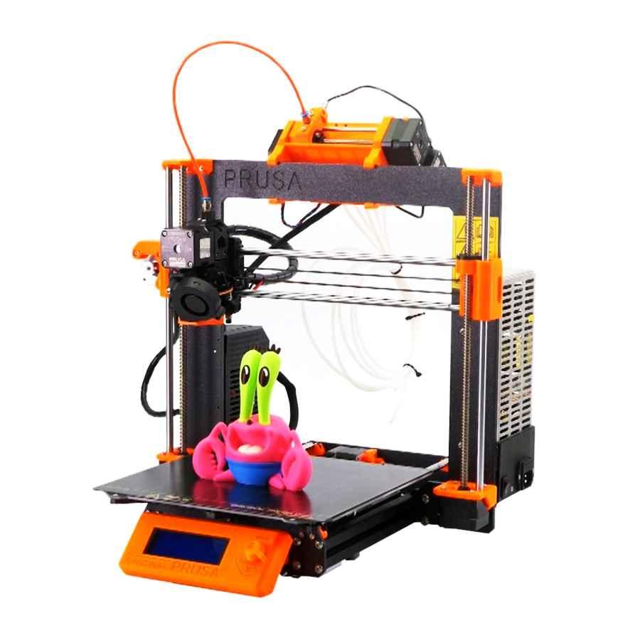 Clone Prusa I3 Mk3s Printer Full Kit With Mmu2s Complete