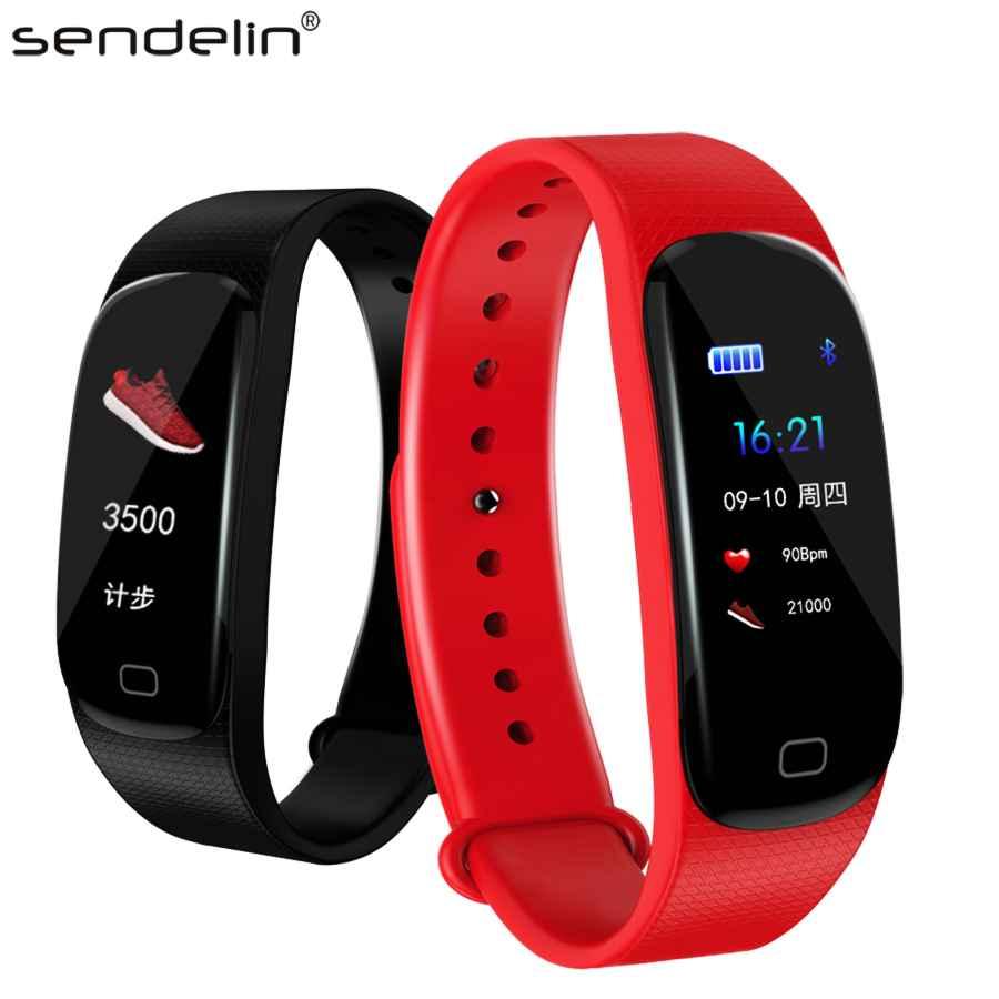 Smart Fitness Bracelet Band M5 With Measuring Pressure Pulse Meter