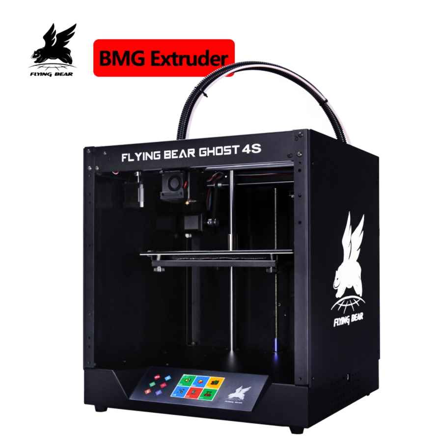 2019 Hot Sale Flyingbear-Ghost4s Diy 3d Printer Kit With Touchscreen