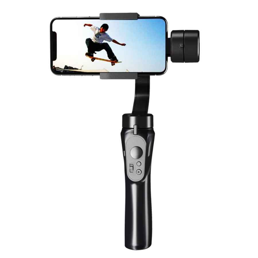 Smooth Smart Phone Stabilizing H4 Holder Handhold Gimbal Stabilizer For