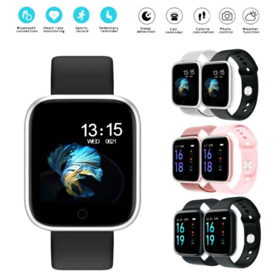 New Smart Watch Activity Fitness Tracker Heart Rate Blood Pressure
