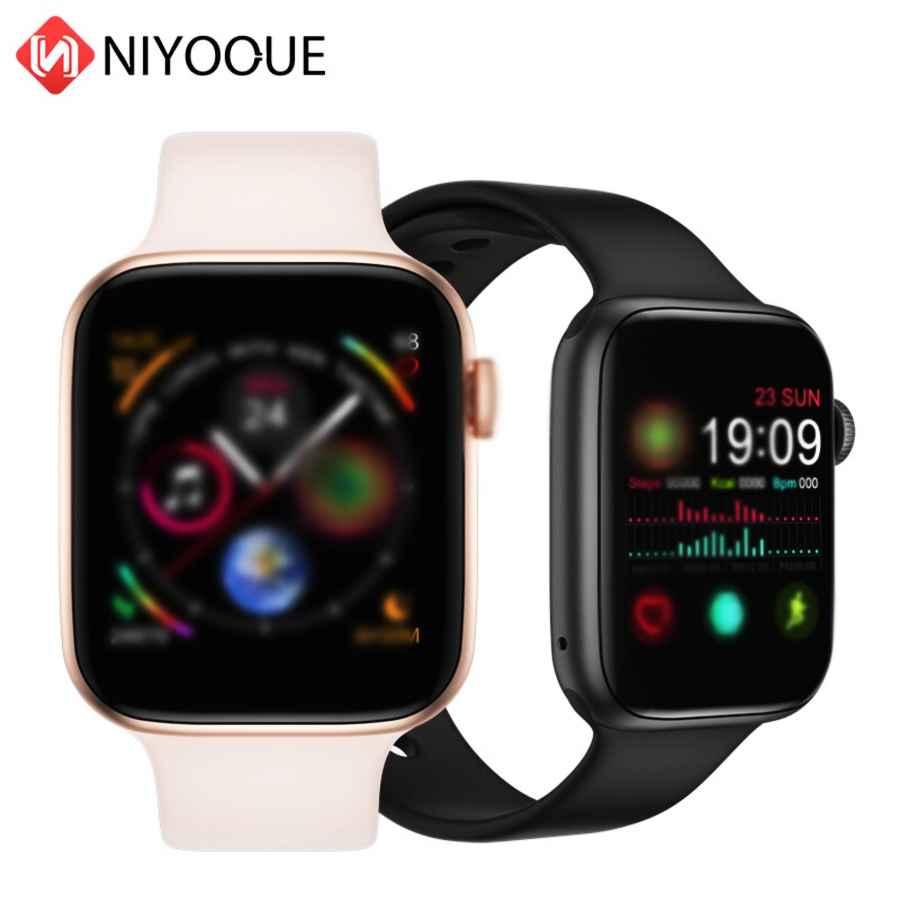 Iwo 8 Pro Full Touch Smart Watch Heart Rate Bluetooth