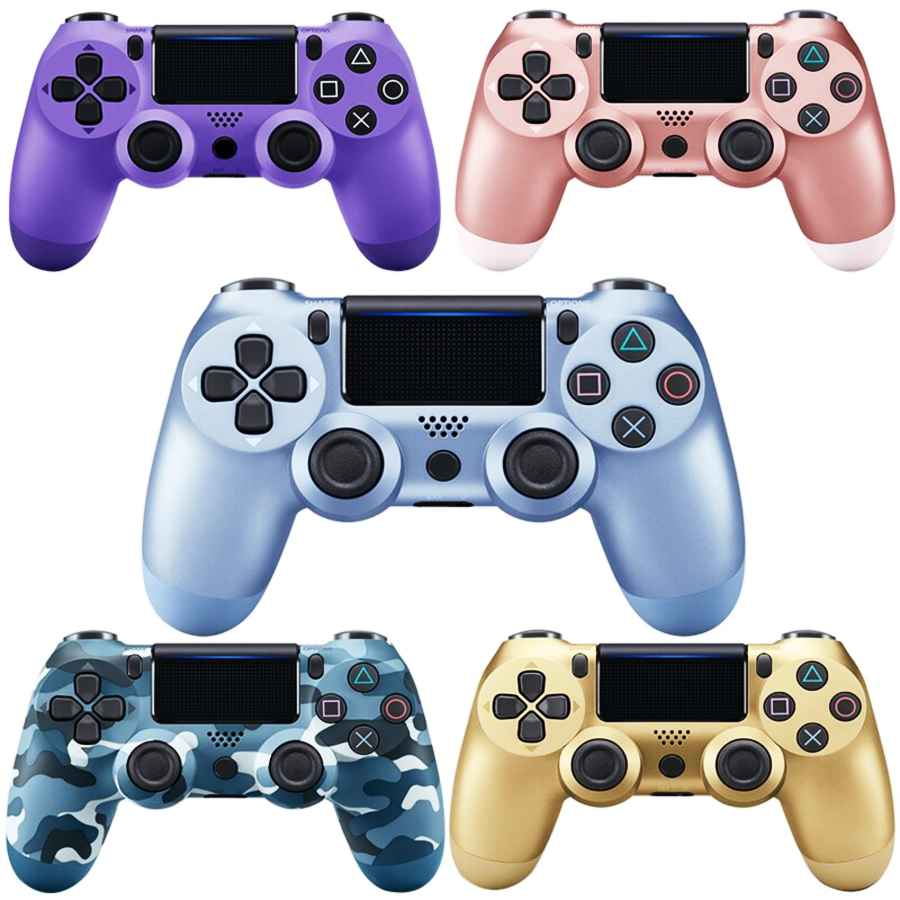 Gamepad Joystick For Ps4 Controller For Bluetooth Controller For Playstation